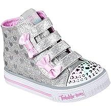 Skechers Kids Chit Chat Lil Primpers Light-Up Sneaker (Toddler/Little Kid)