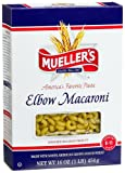 Mueller's Elbow Macaroni, 16-Ounce Boxes (Pack of 20)