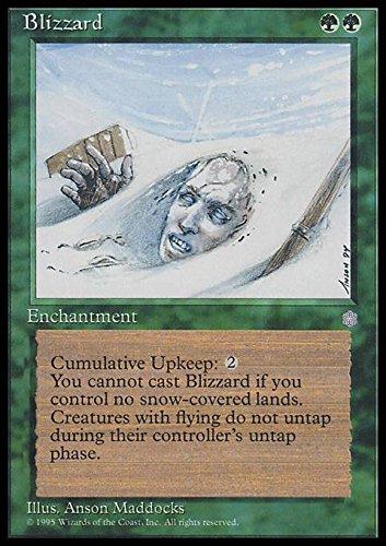 Amazon.com: Magic: The Gathering – Blizzard – Edad de Hielo ...