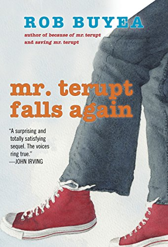 Again Series - Mr. Terupt Falls Again
