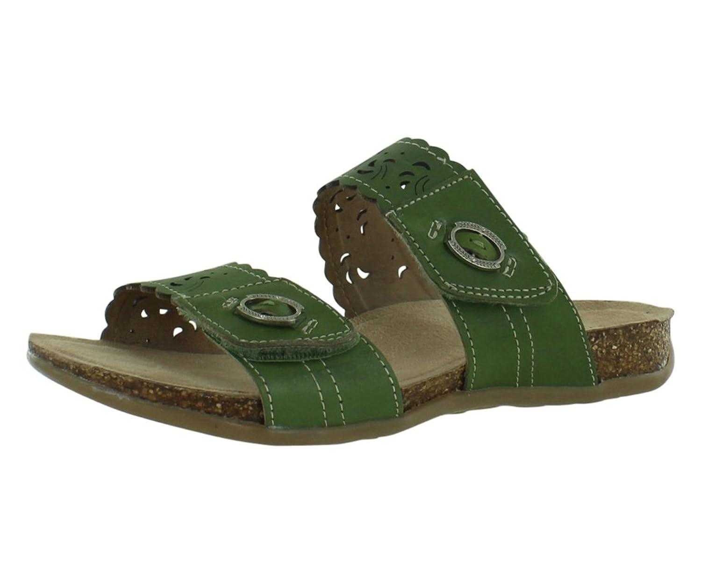 f430a371efa Earth Origin Tessa Apple Green Sandals Women s Shoes Size 60%OFF ...