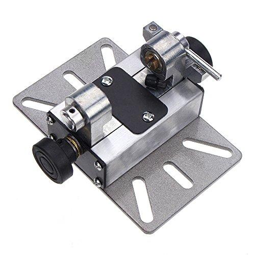 Drill Hole Bracket,Yingte Drill Hole Bracket Set For Mini Lathe Beads Machine Woodworking Craft by Yingte