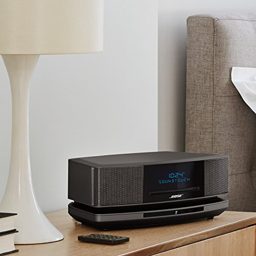 bose wave soundtouch music system iv works with alexa import it all. Black Bedroom Furniture Sets. Home Design Ideas