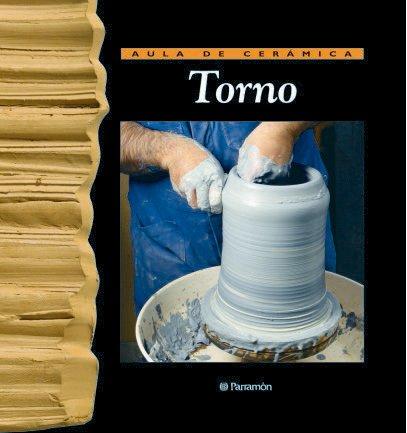 tornopotters-wheel-aula-de-cermicaceramic-classroom-spanish-edition