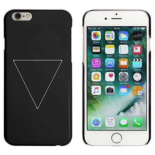 Noir 'Triangle' étui / housse pour iPhone 6 & 6s (MC00021141)