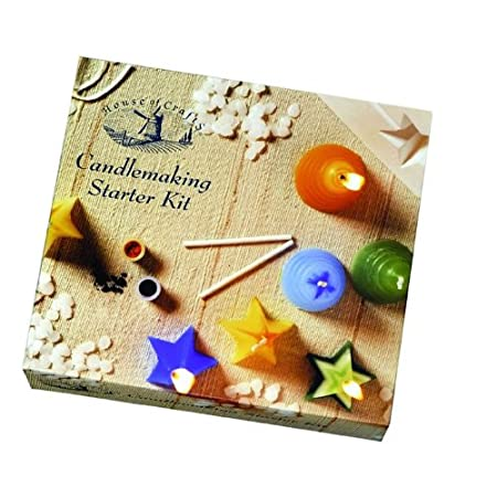 House Of Crafts Candlemaking Lo Starter Kit HC220 B00195PW6M