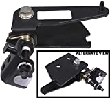 APDTY 711714 Transfer Case Manual Shifter Lower Control Linkage Mounts Below 4WD 4X4 Shifter Assembly Fits The Following Models With Manual Shift Transfer Case 2004 Ford F150 Heritage / 1996-2003 Ford F150 / 2001-2003 Ford Lobo / 1996-1999 Ford F250