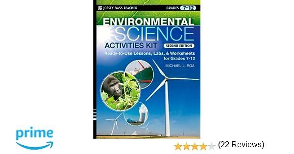 Amazon.com: Environmental Science Activities Kit: Ready-to-Use ...
