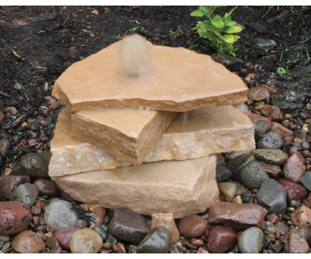 USA Wholesaler - 8621860 - Aquarock 5 Gal Sandstone by Generic