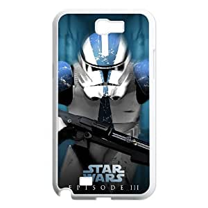 D-PAFD Diy Phone Case Star Wars Soldier Pattern Hard Case For Samsung Galaxy Note 2 N7100