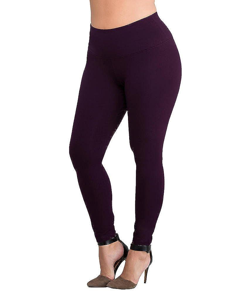 Lysse Women's Plus-Size Plus Tight Ankle Legging Lysse Womens Sportswear 10-1219-A1
