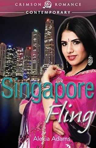 book cover of Singapore Fling