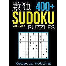Sudoku: 400+ Sudoku Puzzles (Easy, Medium, Hard, Very Hard)