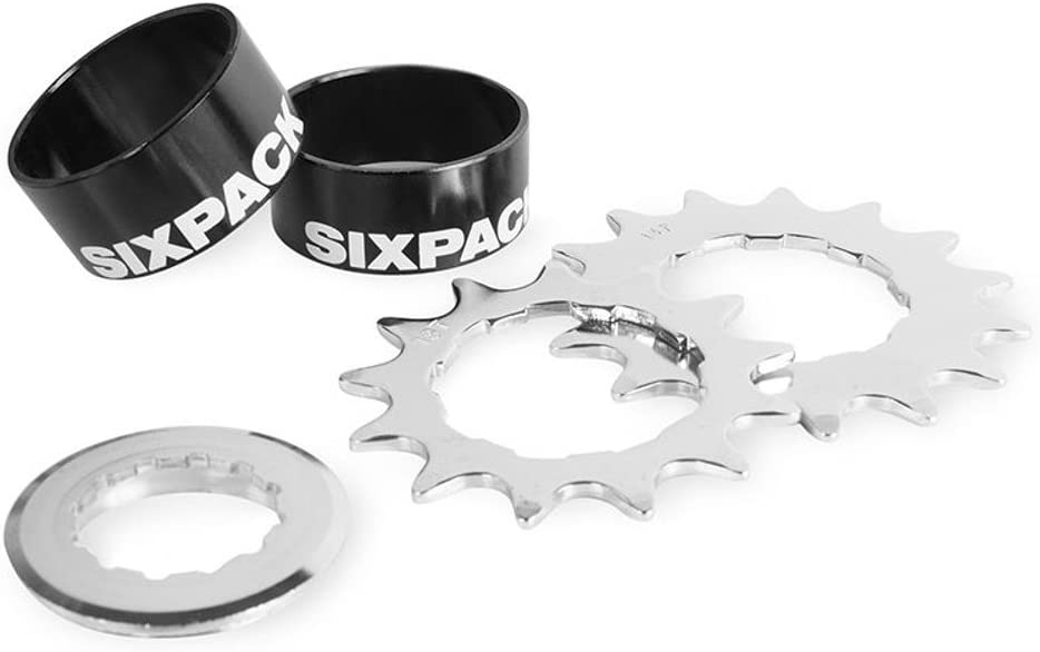 Sixpack Singlespeed Umbau Kit