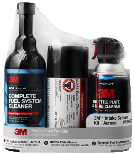 3M 08962 Intake System Cleaner Kit ()