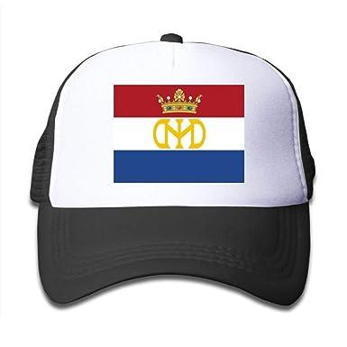 ab896cb7b nuohaoshangmao Flag of New Holland Boy & Girl Adjustable Baseball ...