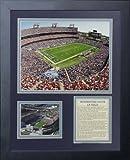 "Legends Never Die ""Tennessee Titans Stadium"" Framed Photo Collage, 11 x 14-Inch"