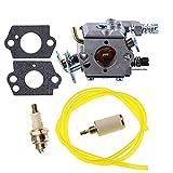 HIPA Carburetor with Repower Kits for Poulan 2200 2275 2500 2600 2750 2775 2900 3050 PP255 PP295 PP310 PP315 PP4620AVL PP4620AVX PP4620AVHD Gas Chainsaw