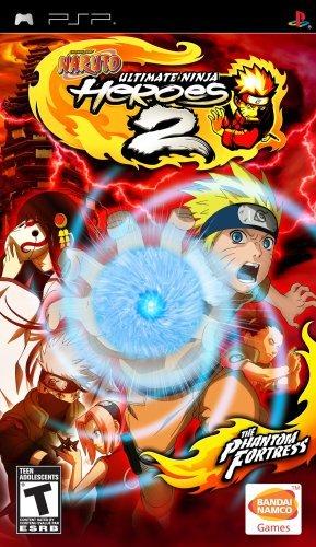 Naruto: Ultimate Ninja Heroes 2: The Phantom Fortress - Sony PSP (Certified Refurbished)