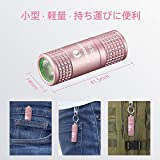 LED Keychain Flashlight Rechargeable - Lumintop EDC