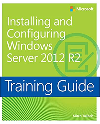 Amazon com: Training Guide Installing and Configuring