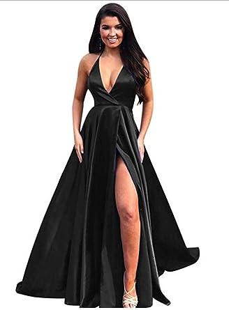High Side Slit Dresses