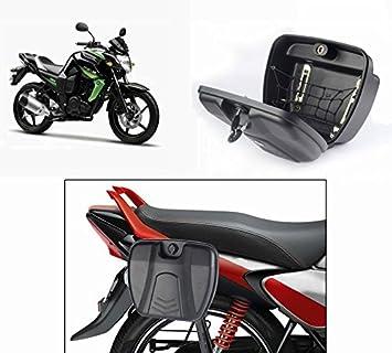 Speedwav Bike Stylish Side Luggage Holder With Lock Yamaha Fz S