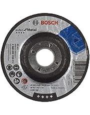 Bosch Professional 2608600218 Expert voor Metal Grinding disc met Depressed Centre, Multi kleuren