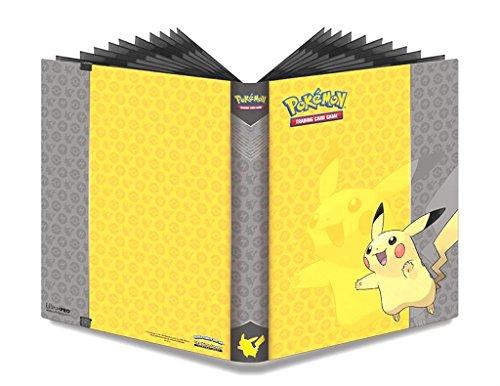 9-Pocket-Pokemon-Full-View-Pro-Binder-Pikachu-Album