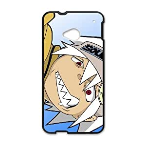 HTC One M7 Phone Cases Black SOUL EATER ERG723240