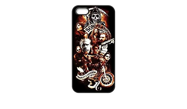 funda iphone 5 s sons of anarchy