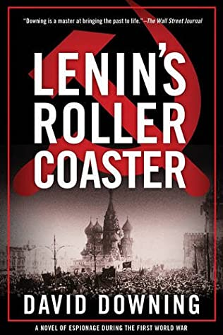 book cover of Lenin\'s Roller Coaster
