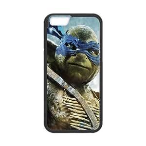 Teenage-Mutant-Ninja-Turtles iPhone 6 4.7 Inch Cell Phone Case Black Hajdh