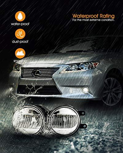 Headlight For 2015-2017 Lexus NX200t Right Clear Lens Halogen DOT//SAE Compliant