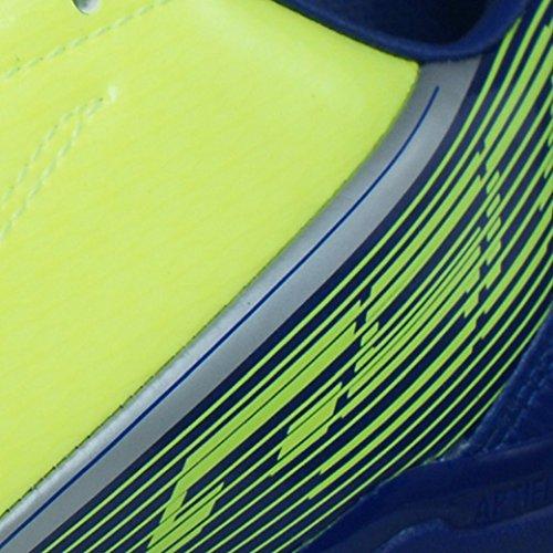 Adidas - F10 trx ag zapatilla/zapato para hombre estilo con cordones, talla 9.5 uk, color verde