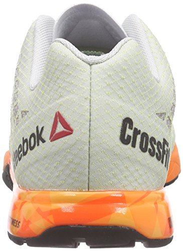 de Course Femme Crossfit Opal Reebok Chaussures Electric Nano Blanc 0 Peach Blk Steel 5 Atomc Red Shark dB1WWTqX
