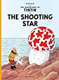 The Shooting Star by Hergé front cover