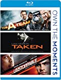 A-team / Taken / Unstoppable Blu-ray Triple Feature