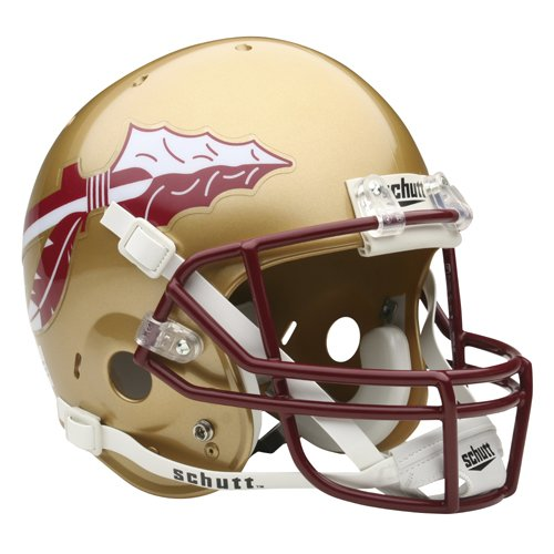 Schutt Florida State Seminoles (FSU) Full-Size Replica Helmet