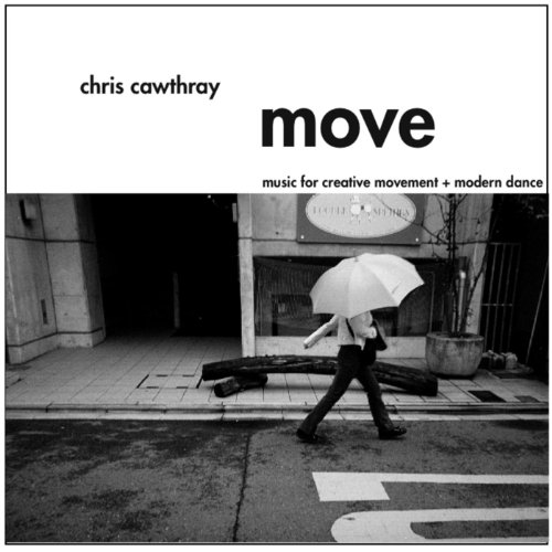 - Move - Music for Creative Movement + Modern Dance