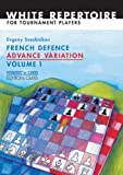French Defence Advance Variation, Evgeny Sveshnikov, 3283005230