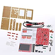 "KKmoon DSO138 2.4"" TFT Handheld Pocket-size Digital Oscilloscope Kit SMD Soldered + Acrylic DIY Case Cover Shell for DSO138"