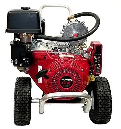 Smart Generators SG7000AA U2013 7000/12000 WATT DUAL FUEL PORTABLE GENERATOR  WITH HONDA ENGINE
