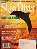 img - for Skin Diver Magazine January 2002 - The Bay Islands - Improve Your Night Photography - The Great Barrier Reef book / textbook / text book
