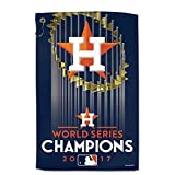 "McArthur MLB Houston Astros World Series 2017 Champions 16"" x 25"" Tailgate Sports Towel"