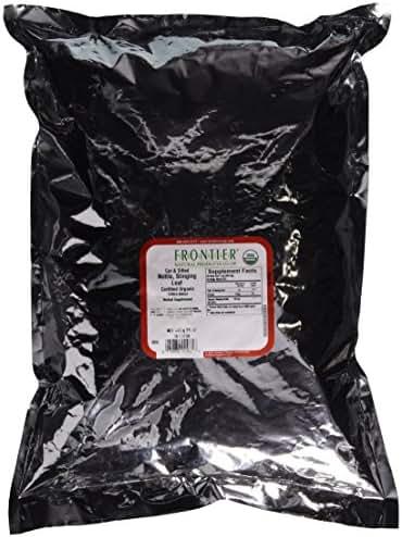Frontier Co-op Nettle, Stinging Leaf, Cut & Sifted, Certified Organic, 1 lb. Bulk Bag