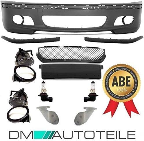 Dm Autoteile Stoßstange Passt Für E46 Limo Touring Facelift Nsw Nur M Paket Ii Halter Auto