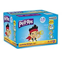Pull ups Learning Design Training Pants 3t-4t Boy, Giant, 84 Count