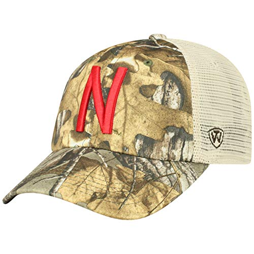 64d716e4e03 Top of the World NCAA Men s Hat Adjustable Two Tone Camo Stock Mesh Icon
