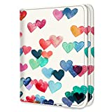 Fintie Mini Photo Album for Fujifilm Instax - 104 Pockets Photo Album for Fujifilm Instax Mini 9 Mini 8 Mini 90 Mini 25, Polaroid Snap PIC-300, HP Sprocket, Kodak Mini 3-Inch Film (Raining Hearts)